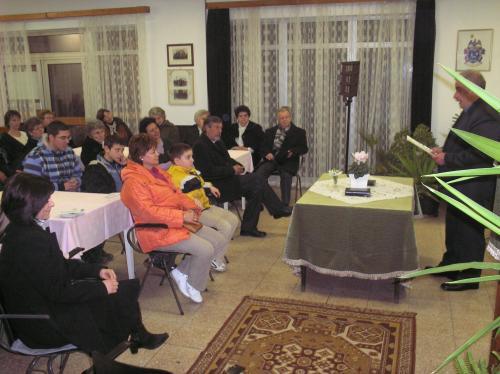 Ökumenikus imahét a szóládi gyülekezetben