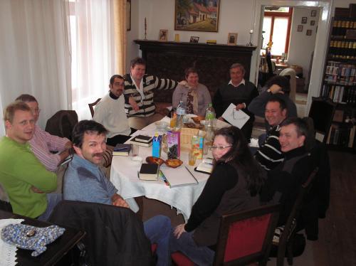 Regionális lelkészköri összejövetel Szóládon